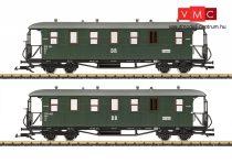 LGB 31352 DR-Personenwagenset