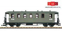 LGB 31354 Személykocsi, négytengelyes 4. osztály, S.St.E. (E1) (G)
