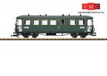 LGB 31355 Személykocsi, négytengelyes nagyablakos 2./3. osztály, S.St.E. (E1) (G)
