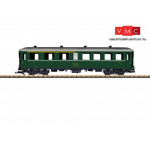 LGB 31524 Személykocsi, négytengelyes AB 1. osztály, RhB (E4) (G)
