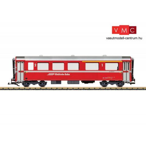 LGB 31679 Személykocsi, négytengelyes AB 1./2. osztály, RhB (E6) (G)