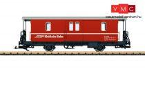 LGB 34554 Poggyászkocsi D2, RhB (E5) (G)