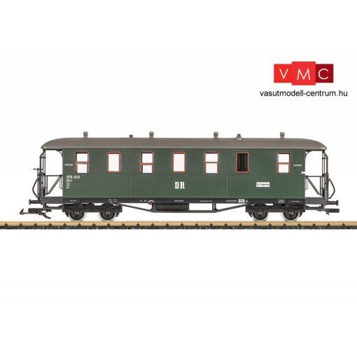 LGB 36354 Személykocsi, négytengelyes 2. osztály, DR (E3) (G)