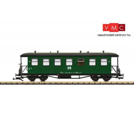 LGB 36359 Személykocsi, négytengelyes 2. osztály, DR (E4) (G)
