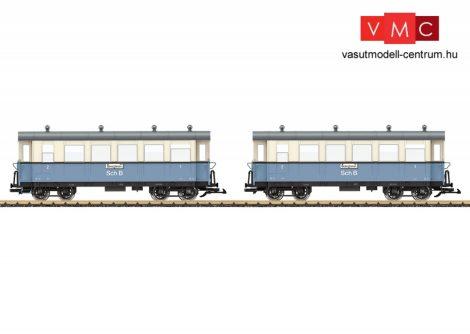 LGB 36642 SchB Wagenset Personenwagen