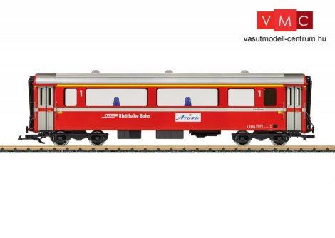 LGB 37676 Személykocsi, négytengelyes 1. osztály, RhB (E6) (G)