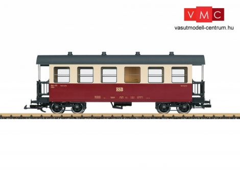 LGB 37733 Személykocsi, négytengelyes HSB (E6) (G)