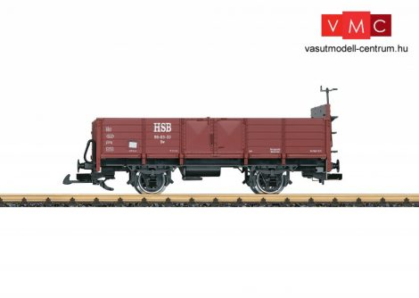 LGB 40036 HSB offener Güterwagen Ow