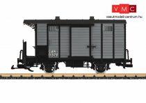 LGB 40078 Fedett teherkocsi fékállással, CdN D 370, TIV (G)