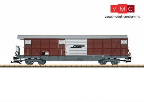 LGB 40082 Ged. Güterwagen RhB