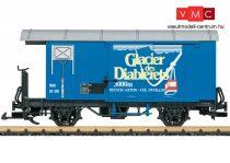 LGB 41284 MOB Güterwagen GLACIER