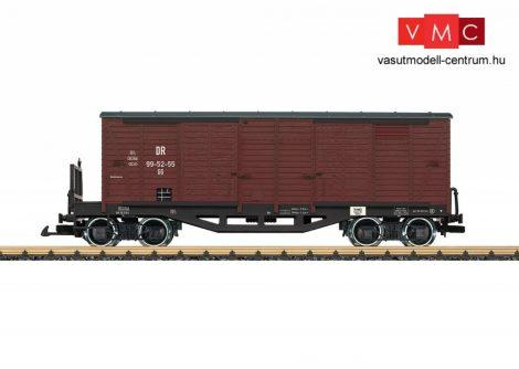 LGB 42639 Ged. Güterwagen DR