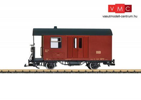 LGB 43521 Poggyászkocsi, HSB (E6) (G)