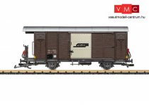 LGB 43813 Ged. Güterwagen RhB