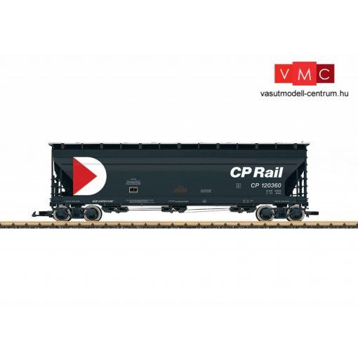 LGB 43821 Amerikai négytengelyes poranyagszállító teherkocsi, CP Rail (E5) (G)