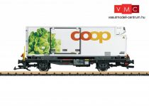 LGB 45899 Containerwagen Coop RhB