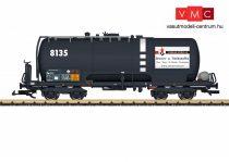 LGB 47834 Tartálykocsi fékállással, négytengelyes Za, Conrad-Storz AG, RhB (G)