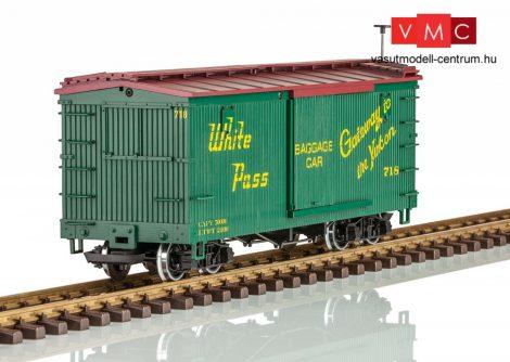 LGB 48675 Boxcar, WP+YRR