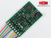 Lenz 10231-02 Mozdonydekóder 8 tűs Standard + 1,0A, NEM 652 ABC