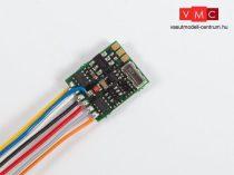 Lenz 10410-01 Mozdonydekóder kábeles Gold mini + 0,5 / 0,8A, mit Kabel