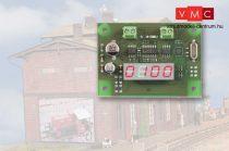 Lenz 15120 LRC120 RailCom kijelző, (mozdonycím)