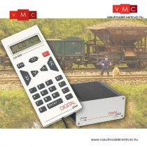 Lenz 60100 SET100 digitális startszett, központ és erősítő 5A.+ Kézivezérlő (LZV100 é