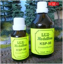 Lux-Modellbau 9006 KSP-98 30ml Karceltávolító folyadék műanyag felületről