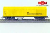 Lux-Modellbau 9131 Síncsiszoló/polírozó és felsővezetéktakarító kocsi DC analog / digi