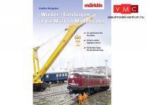 Marklin 03070 Buch Wiedereinsteigen/Umsteig