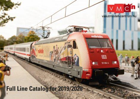 Marklin 15705 Märklin Katalog 2019/2020 EN