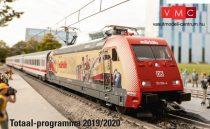 Marklin 15707 Märklin Katalog 2019/2020 NL