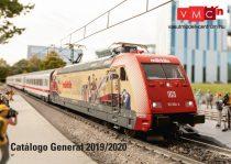 Marklin 15708 Märklin Katalog 2019/2020 IT