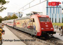 Marklin 15709 Märklin Katalog 2019/2020 ES
