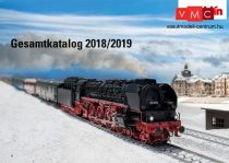 Marklin 15761 Märklin Katalog 2018/2019 DE