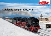 Marklin 15762 Katalógus 2018/2019, angol nyelven (1,H0,Z)