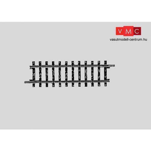Märklin 2201 Egyenes sín 1/2, 90 mm, K-Gleis (H0) - AC