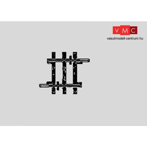 Märklin 2204 Egyenes sín 1/8, 22,5 mm, K-Gleis (H0) - AC