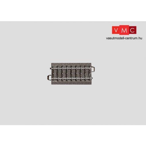 Märklin 24071 Ágyazatos egyenes sín, 70,8 mm, C-Gleis (H0) - AC