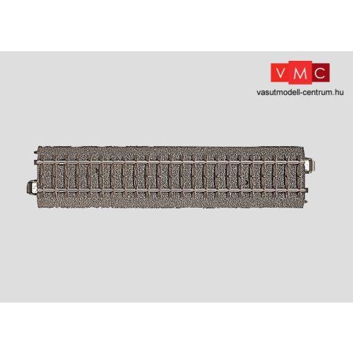 Märklin 24172 Ágyazatos egyenes sín, 172 mm, C-Gleis (H0) - AC