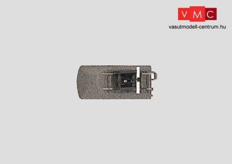 Märklin 24978 Ágyazatos egyenes sín világító ütközőbakkal, 77,5 mm + 5 mm, C-Gleis