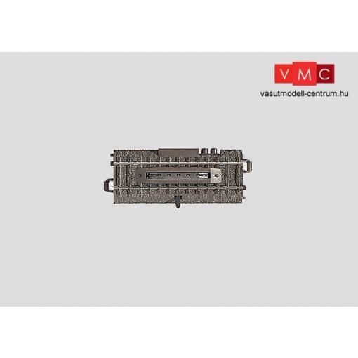 Märklin 24997 Ágyazatos elektromos kocsiszétkapcsoló vágány, 94,2 mm, C-Gleis (H0) - AC