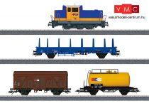 Marklin 29023 Digitális kezdőkészlet: Dízelmozdony serie 700, tehervonattal, NS (H0) - AC