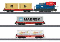 Marklin 29453 Startpackung Containerzug - P