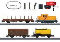 Märklin 29467 Digitális kezdőkészlet: Dízelmozdony tehervonattal, DSB, ovál pálya (H0) -