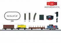 """Märklin 29468 Digital-Startpackung """"Schwedischer Güterzug Epoche VI"""". 230 Volt"""