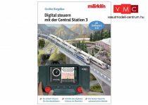 Märklin 03083 Märklin Digital Teil 3 tanácsadókönyv, német nyelven