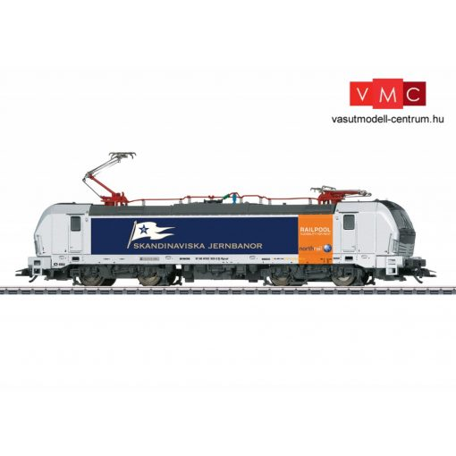 Märklin 36192 Villanymozdony BR 193 Vectron, Railpool Northrail (E6) (H0) - AC / Sound