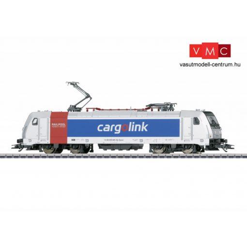 Märklin 36633 Villanymozdony BR 185.6,  Raolpool/Cargolink (E6) (H0) - AC / Sound