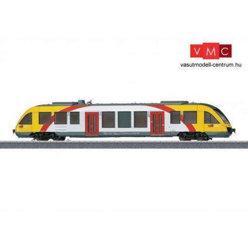 Märklin 36641 Märklin Start up - Dízel motorvonat LINT 27, HLB (E6) (H0) - AC / Sound