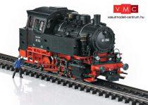 Marklin 37068 Gőzmozdony BR 80 014, múzeumi kivitel, kapcsolható TELEX kuplunggal, mozdonyve
